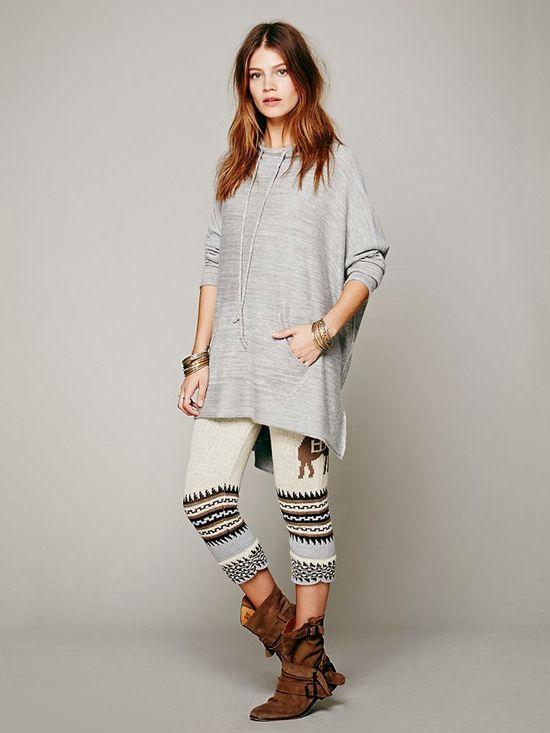 ::: OutsaPop Trashion ::: DIY fashion by Outi Pyy :::: DIY Swants aka sweater pants