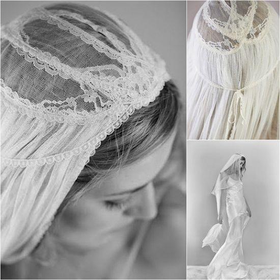 Old school veils
