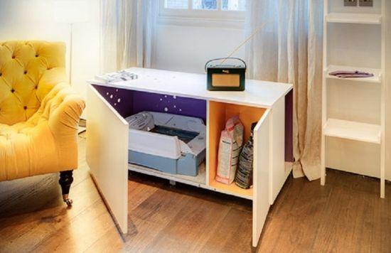 The Stylish Cat Litter Box Furniture Ikea: White Cat Litter Box Furniture IKEA ~ lanewstalk.com Pet Furniture Inspiration