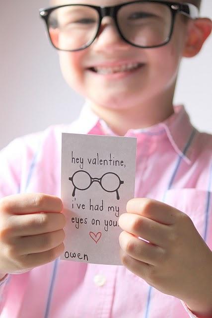 glasses valentine