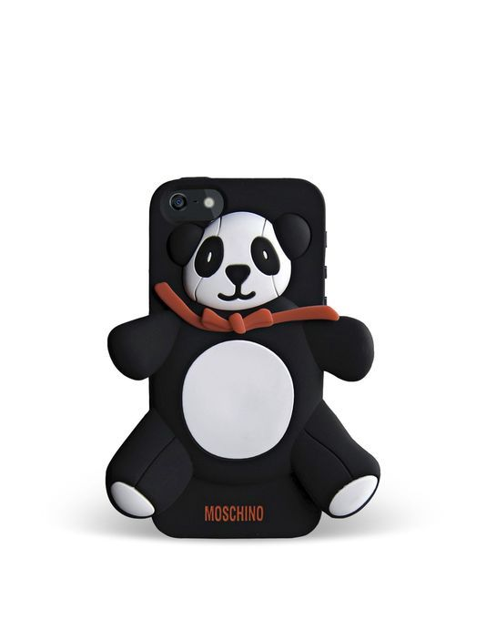 Cute #Panda with Red Bow iPhone 5 Case. #iPhone5