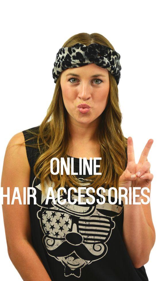 Online Hair Accessories