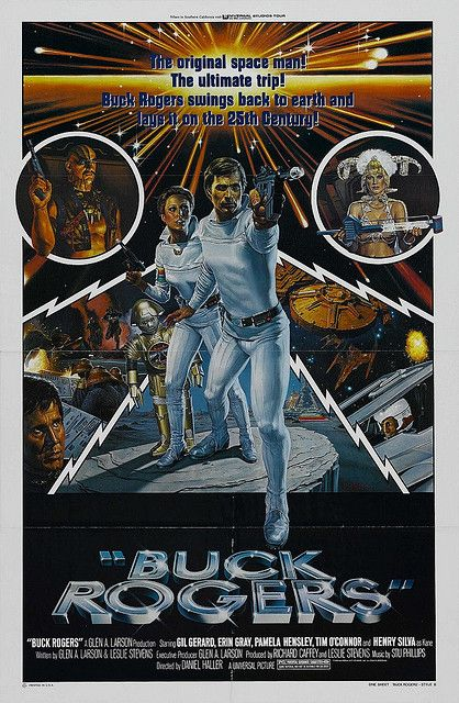 Buck Rogers movie poster