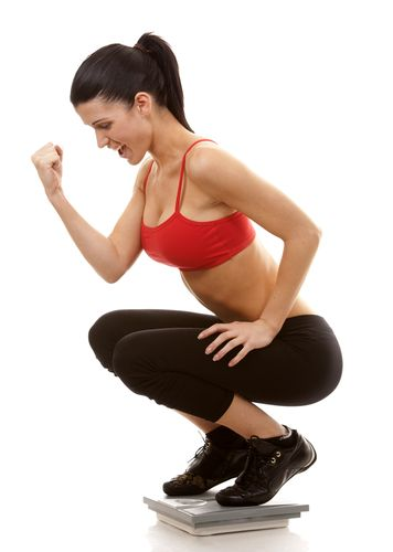 Lose up to 10 pounds in 30 days with this 4 Step Weight Loss Challenge.