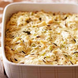 Chicken and Wild Rice Casserole: Dinner for $10