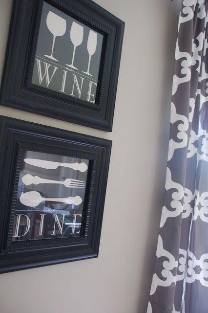 Kitchen decor @Megan Ward Welch