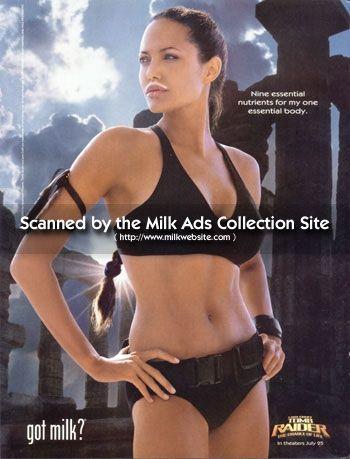 Got Milk Ads