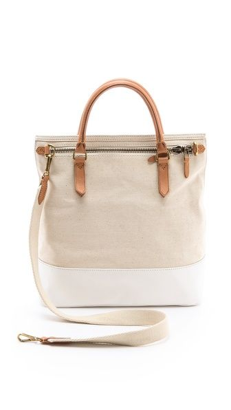 perfect neutral tote
