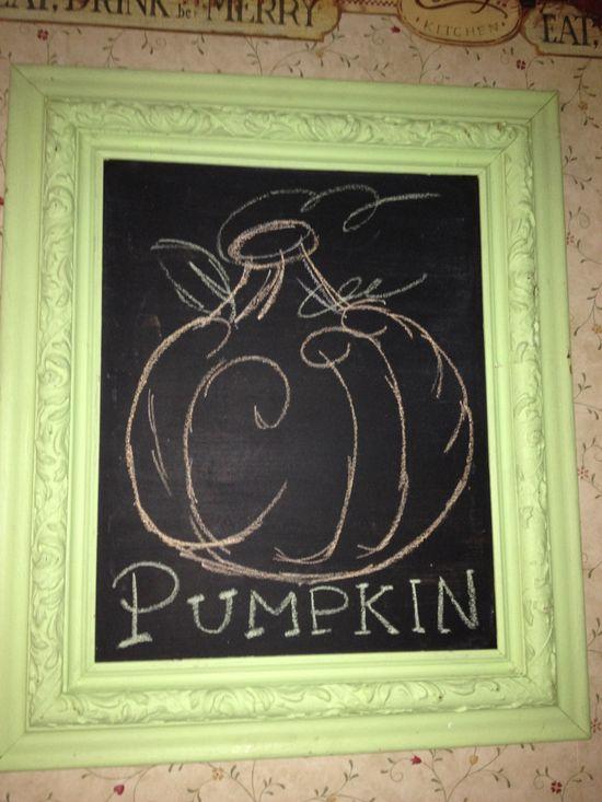 Fall kitchen decor #yorkfarms