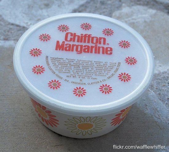 Chiffon Margarine - 1970s