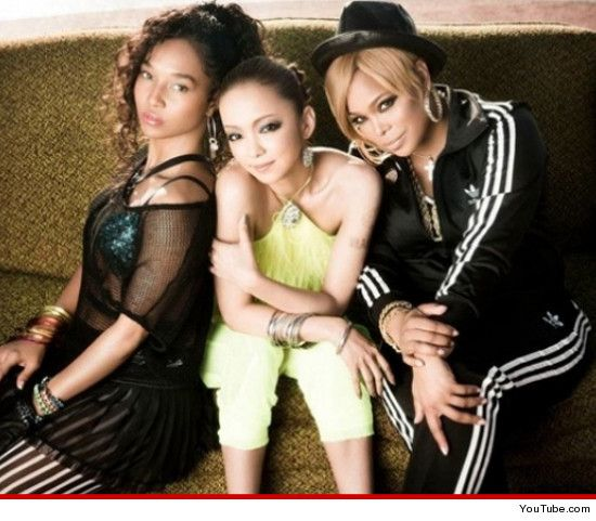 TLC'S 'WATERFALLS'  We Were Blocked From Using Left Eye on Remake
