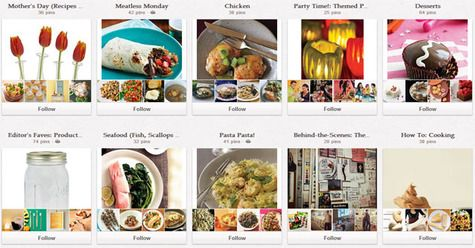 Create a Healthy Eating with Pinterest by mylifescoop #Healthy_Eating #Pinterest #mylifescoop