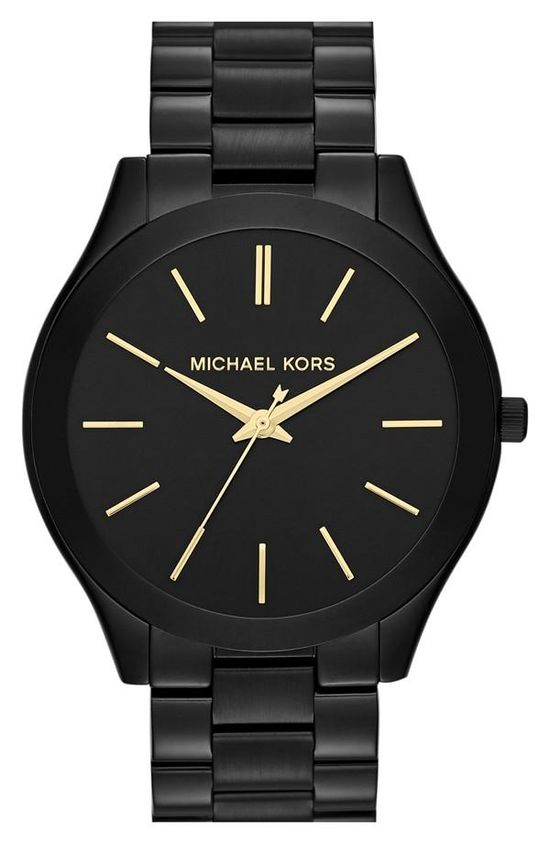 Michael Kors 'Slim Runway' watch