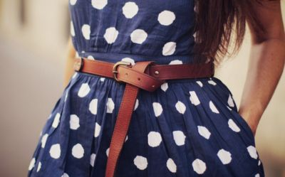 belt, dress