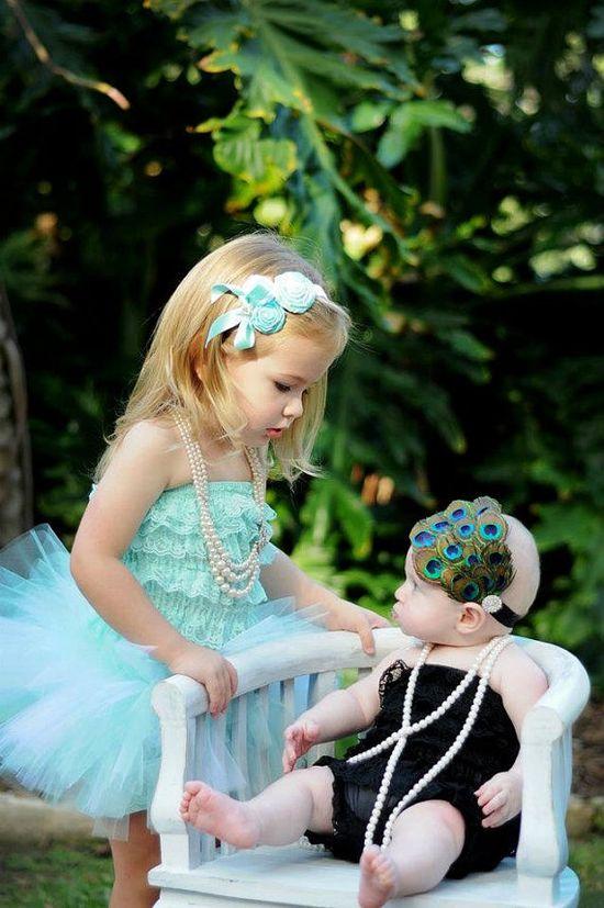 Love the flower girl dress