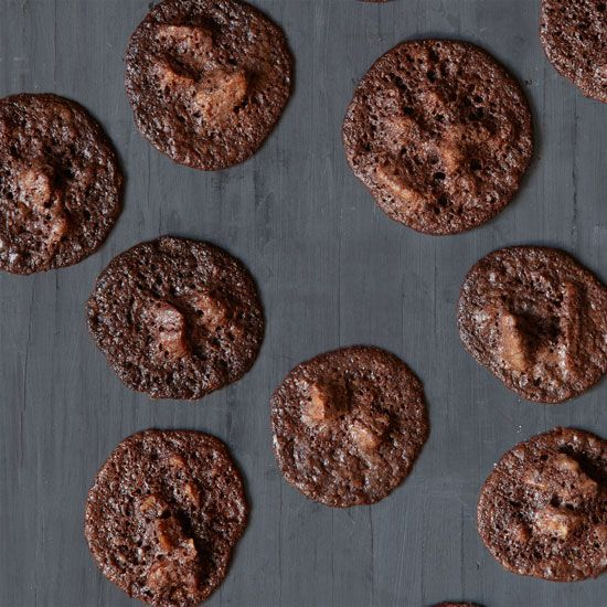 Nana Betty's Chocolate-Pecan Cookies // More Beautiful Desserts: www.foodandwine.c... #foodandwine
