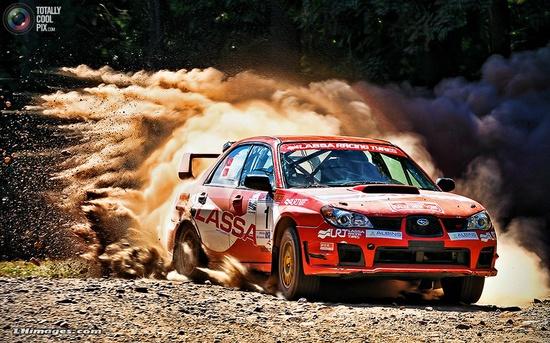Rally #cars