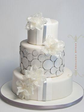 Portfolio of Wedding Cakes and Custom Cakes by Sugar Couture Custom Cakes : Sugar Couture Cakes