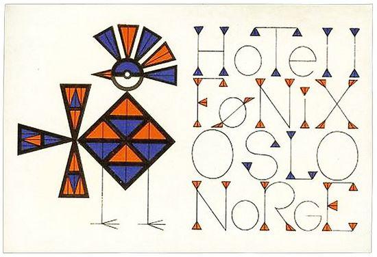 Norvegia - Oslo - Hotel Fonix