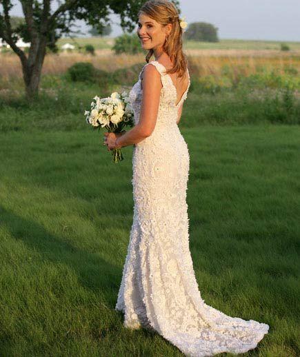 Jenna Bush #celebrity #wedding