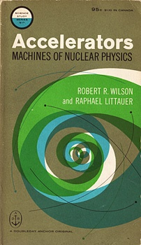 Nuclear Physics never looked so rad. Back when book covers had style for miles.