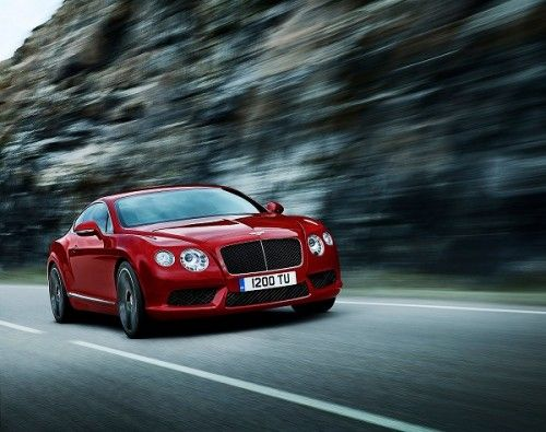 2013 Bentley Continental GT – A Detailed Look