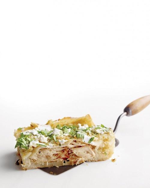 Chicken Enchilada Casserole - Martha Stewart Recipes