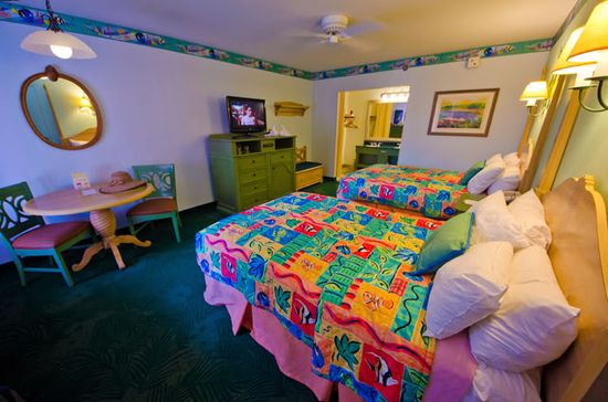 Disney's Caribbean Beach Resort is one of my favorites at Walt Disney World. Here's a review with lots of photos.
