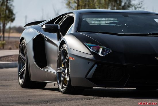 Vivid Racing #Lamborghini #Aventador LP-700