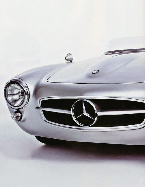 Mercedes -- my day car . . .