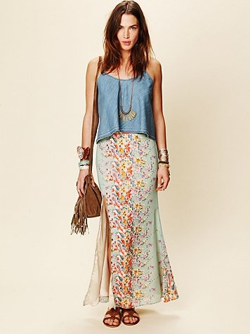 Love Stoned Maxi Skirt  www.freepeople.co...