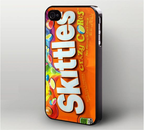 Skittles Candy Crazy Cores Wrapper iPhone 4 Case, Jackson salzwedal is awesome and found all the cases so follow him