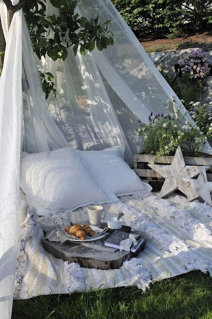 faerie tents and