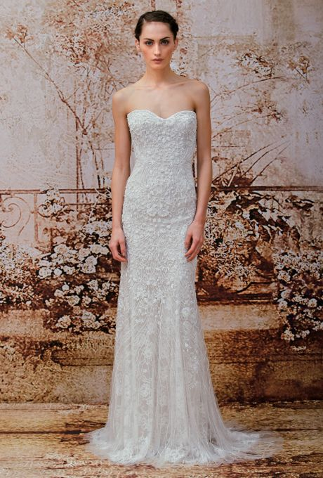 Brides.com: Monique Lhuillier - Fall 2014