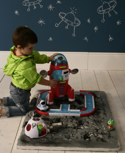 Rocket - Cohete espacial #baby #toys #imaginarium
