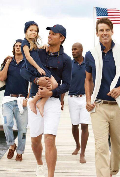 Ralph Lauren men's fashion