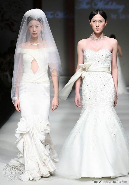 The Wedding by La Vie 2010 Couture Bridal Dresses