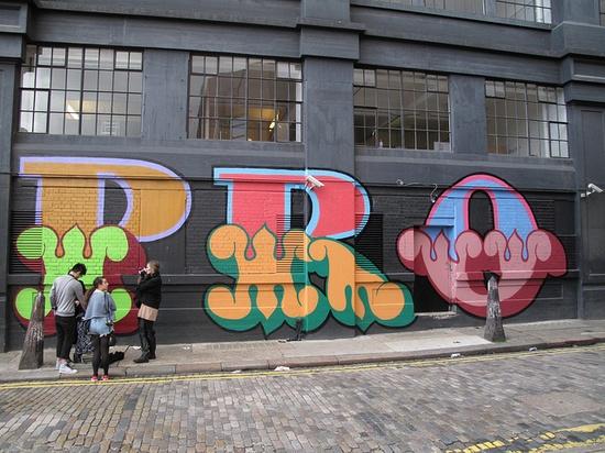 Street art / graffiti
