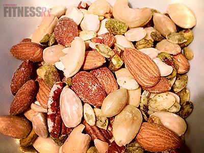 Trail Mix: A Healthy Snack. Ideas and Tips for making your own batch!