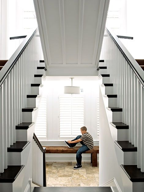 A Staircase That Lifts Up to Reveal a Secret Room