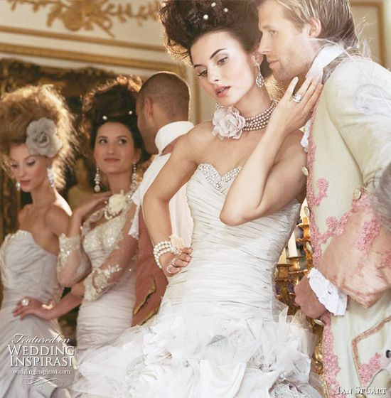 Ian Stuart Wedding Gowns 2011 Bridal Collection