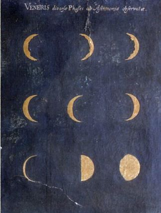 cocoroachchanel:    phases of venus, maria clara eimmart (1676-1707)
