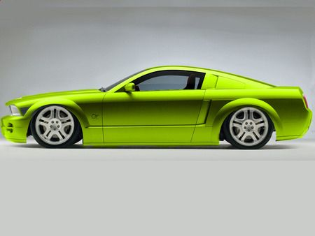 Ford Mustang GT - Ford Wallpaper ID 200895 - Desktop Nexus Cars