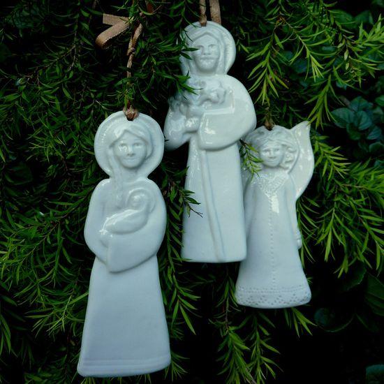 Nativity Christmas decoration set