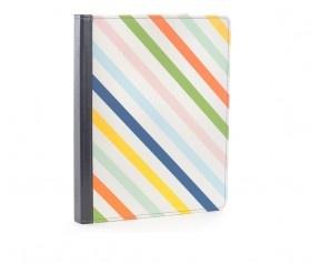 Neapolitan Stripe iPad Case