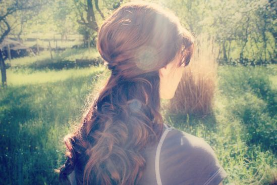 10 Romantic DIY Hairstyles for valentine's day