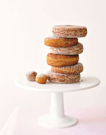 Apple-Cider Doughnuts