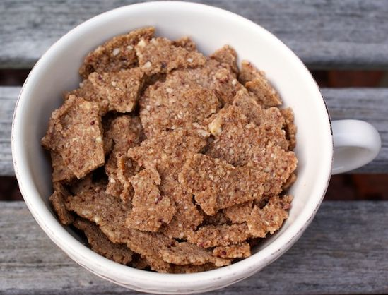 Conventional Granola: Not a Health Food