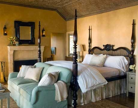 Romantic Bedrooms - Home Design Ideas - House Beautiful nice