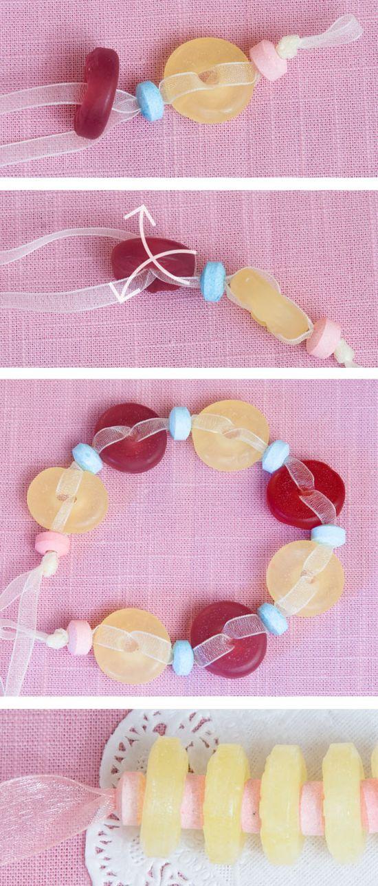 Cute Idea for a a little girl's Tea Party